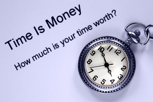 Our Pursuit of Perfection | Time is Money